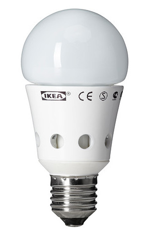 Lampadine a led una piccola guida seconda parte nodi for Lampadine led ikea